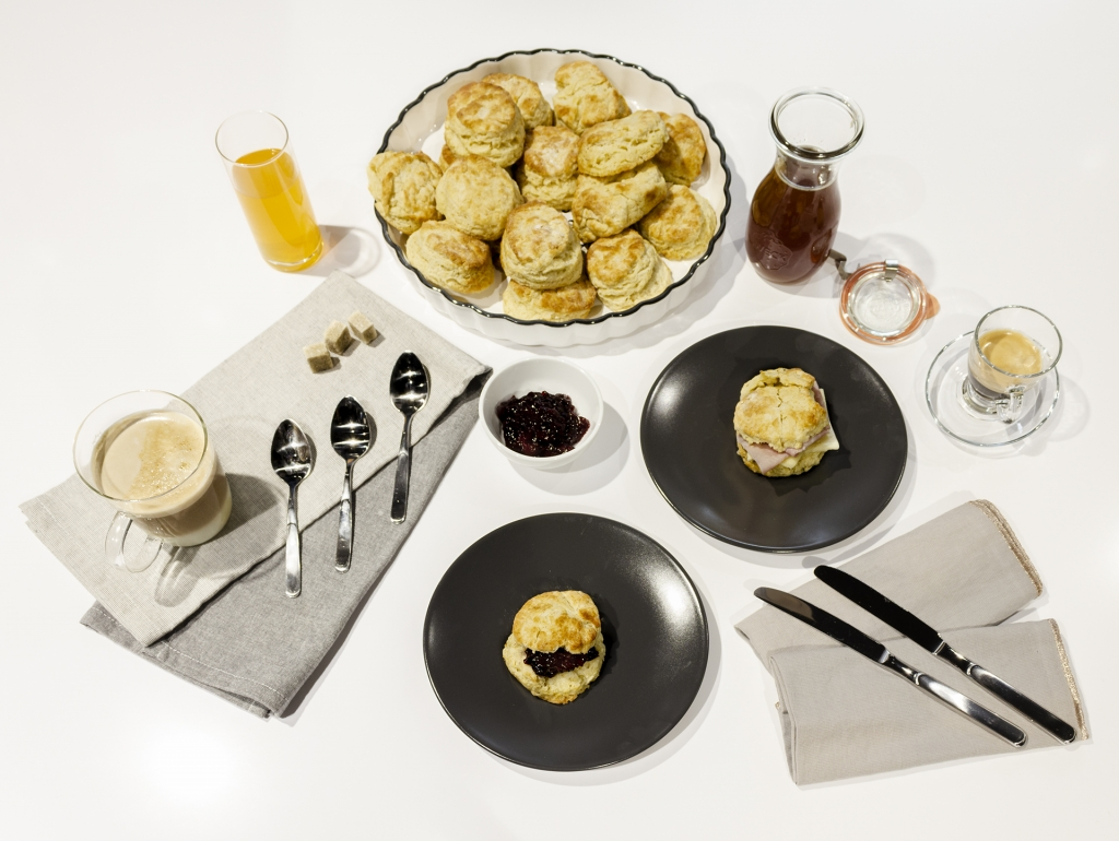 Receta del mes de Santos Vaguada: Biscuits